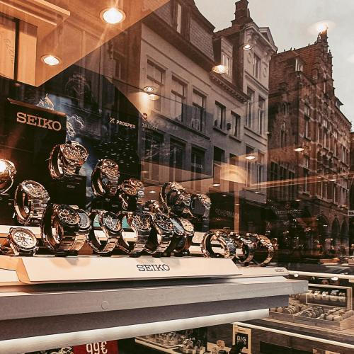 De Uurwerkenboetiek Brugge