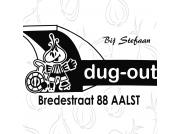 Dug-out logo