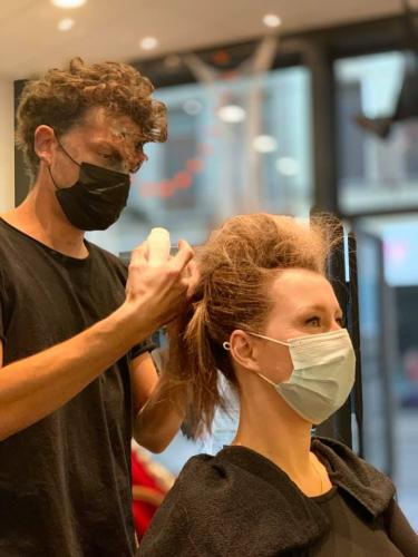 Difference hairdressers Antwerpen