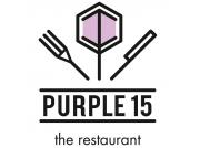 Purple 15 logo