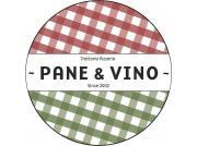 Pane & Vino logo