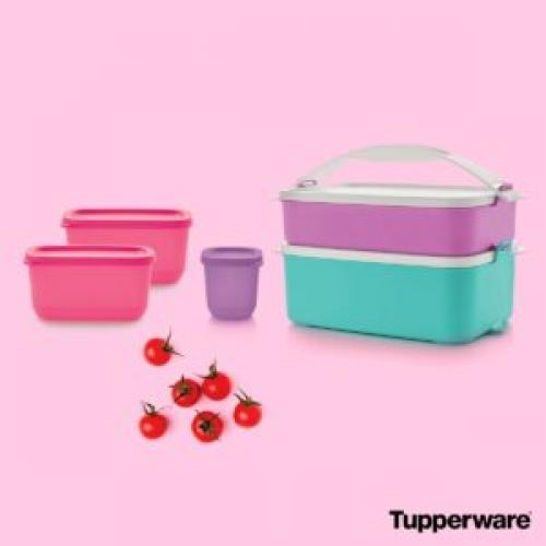 Tupperware By Riwke Brugge