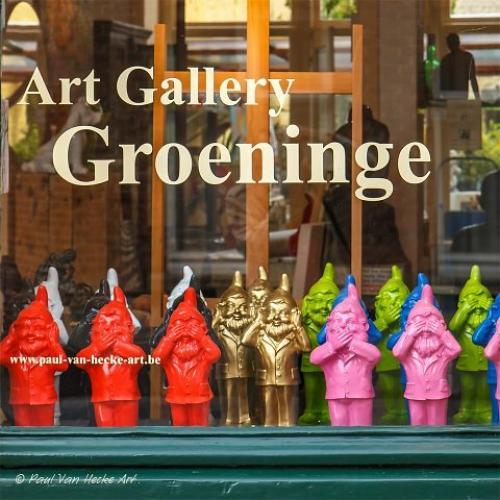 Art Gallery Groeninge Brugge