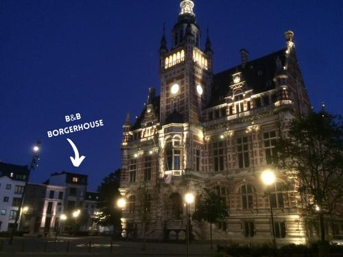 B&B Borgerhouse Antwerpen