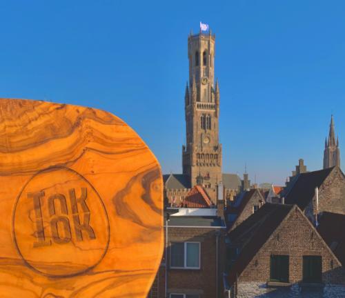 Chicken Tok Tok / Top of Bruges Brugge