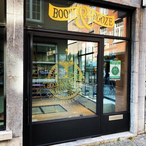 Bookz & Booze Antwerpen