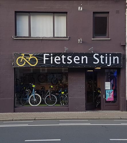 Fietsen Stijn Kortrijk