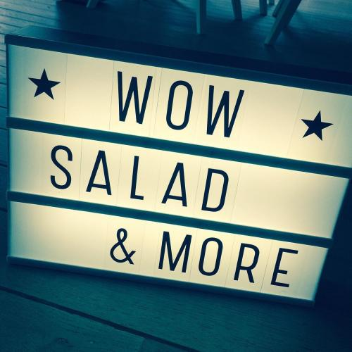 WOW salads and more Kortrijk