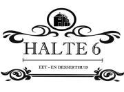 Halte 6 logo