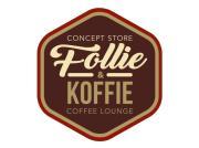Follie en koffie logo