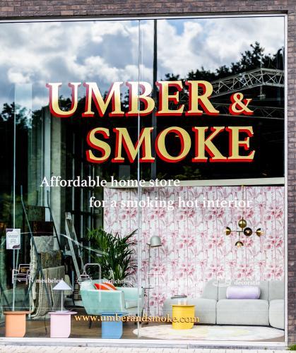 Umber & Smoke Gent
