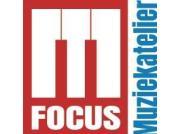Focus Muziekatelier logo
