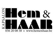 Kapsalon Hem&Haar logo