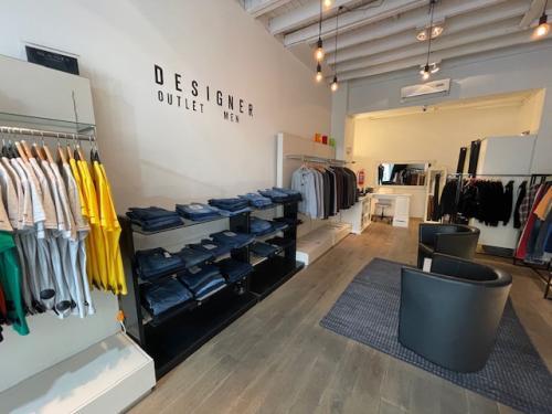 Designer Outlet Men Kortrijk